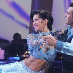 Melissa Rycroft With Partner Tony Dovolani