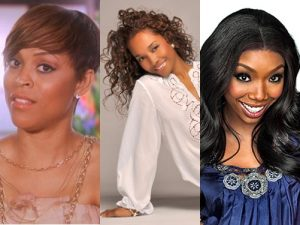 VH1 Shows - Shaunie O'Neal, Chilli, and Brandy