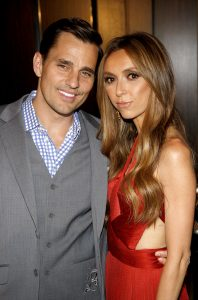 Bill Rancic Giuliana Red Dress