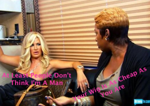 Kim Vs NeNe -Friendship Divorces