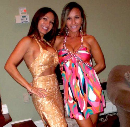 Nicole Napolitano And Teresa Aprea Talk The Drama That Is Amber Marchese