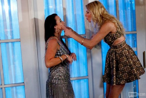 Real Housewives of Beverly Hills Finale Rec