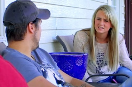 Leah Calvert Won't Return To Teen Mom 2; Jeremy Calvert Takes Another Step Towards Divorce!