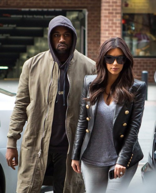 A Note To Kanye West And Kim Kardashian — Please Stop Taking Yourselves So Seriousl