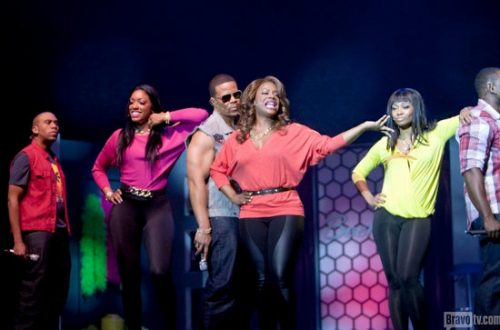 Kandi Burruss Cancels 'A Mother's Love' Tour After On