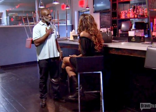 Peter Thomas' Bar One Slapped With Massive Tax Lien!