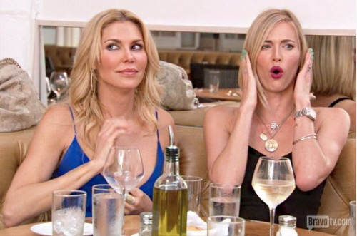 Brandi Glanville Talks Bethenny Frankel Feuding With Kristin Taekman & Her Relationship With Kim Richards