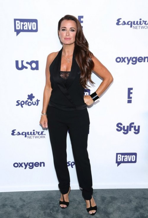 Kyle Richards Talks Season 5 Of The RHOBH And How The New Ladies Are Fitting In