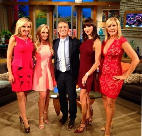 Photos: Real Housewives Of Orange County Reunion Sneak Pee