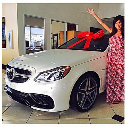 Farrah Abraham Bought A Mercedes Benz!