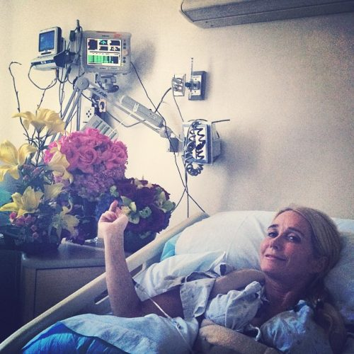 Kim Richards Lands In The Hospital