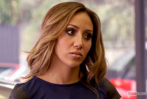 Melissa Gorga 'Jim And Amber Were On Different Pages'
