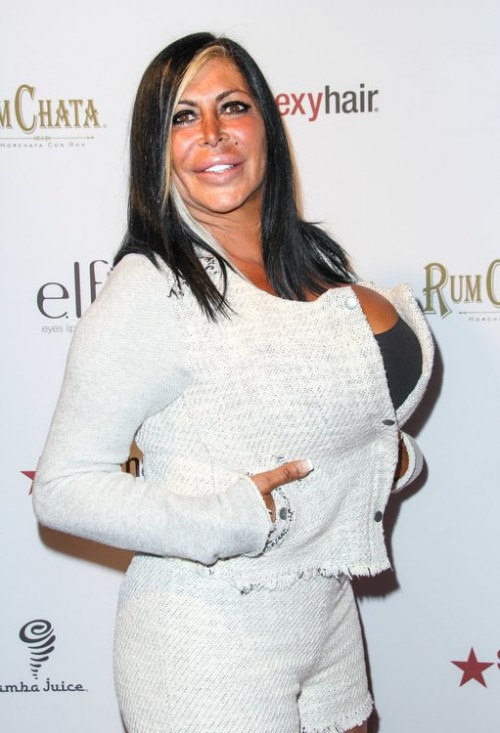 Did Big Ang Try To Attack Renee Graziano? Plus, Alicia DiMichelle To Return To Mob Wives?