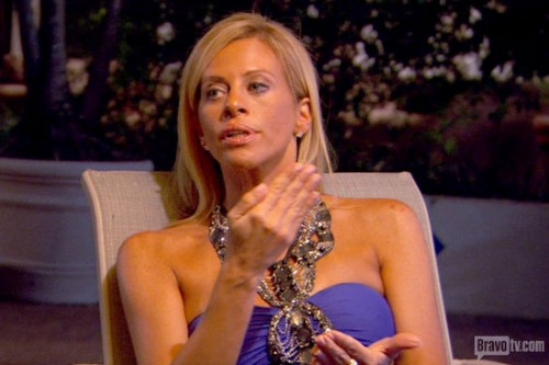 Dina Manzo Calls Bobby Ciasulli Bizarre, Explains Why She Got So Emotional On Real Housewives Of New Jersey