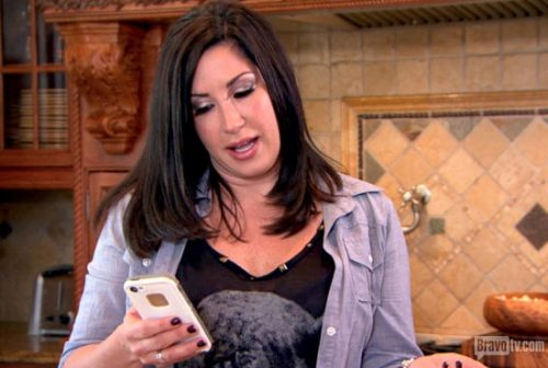Jacqueline Laurita Talks Relationships (Or Lack Of) With Dina Manzo, Teresa Giudice