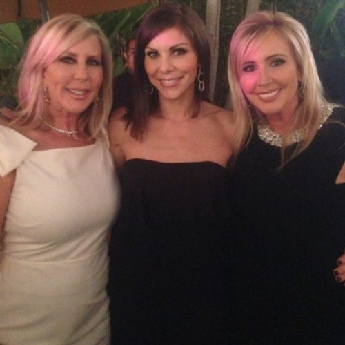 Photos: Heather Dubrow, Vicki Gunvalson, And Shannon Beador Reunite!