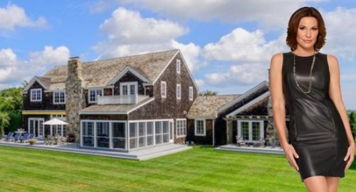 LuAnn de Lesseps Sells Her Hamptons Home And Has A Massive Yardsale!