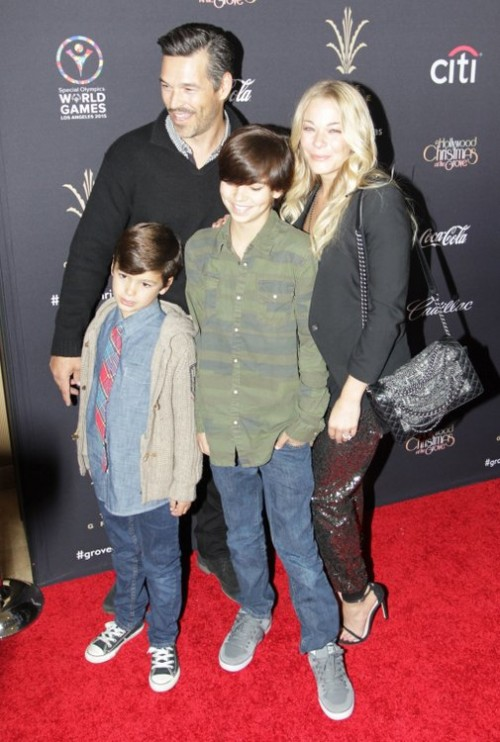 LeAnn Rimes Was Meant To Be With Eddie Cibrian And Says They're Soul Mates; Denies Slamming Step-Son Mason!