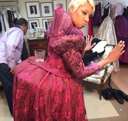 NeNe Leakes Broadway Debut Is Next Week! See Photos Of Her Preparations!