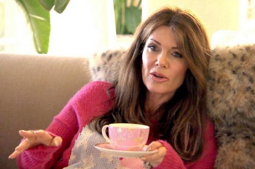 Lisa Vanderpump Is Sh