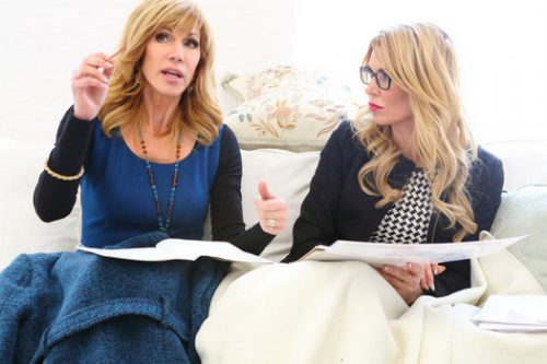 Brandi Glanville Not Fired From Real Housewives Of Beverly Hills, But Says It's Bad For Her Health! Working On New Project With Leeza Gibbons!