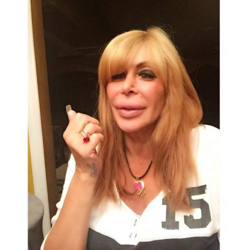 Mob Wives Star Big Ang Goes Blonde: Love It Or Hate it?