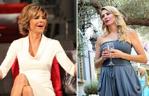 Lisa Rinna: Possibly Saving Kim Richards' Life Was Worth Joining Real Housewives Of Beverly Hills; Brandi Glanville Compares RHOBH To 'Mean Girls'!