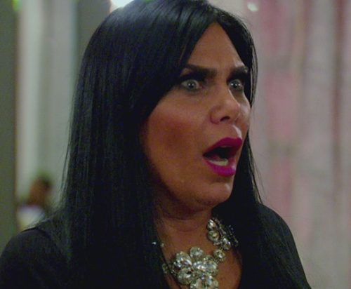 Mob Wives' Renee Graziano Met Her New Boyfriend At Big Ang's Wake