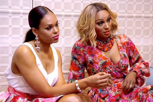 Cynthia Bailey On Phaedra Parks: Who Has The Energy To Stay Mad At Someone Forever?
