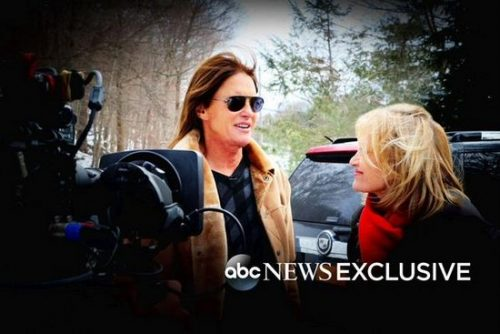 Preview Of Bruce Jenner's Interview With Diane Sawyer – W