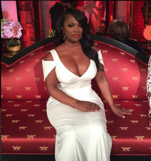 Kandi Burruss On