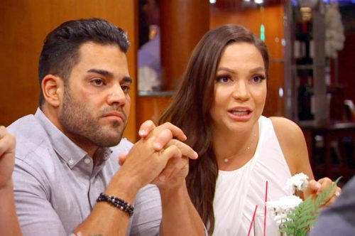 Shahs Of Sunset: GG Gharachedaghi Takes Another Polygraph Test And Reza Farahan And Jessica Parido Face Off