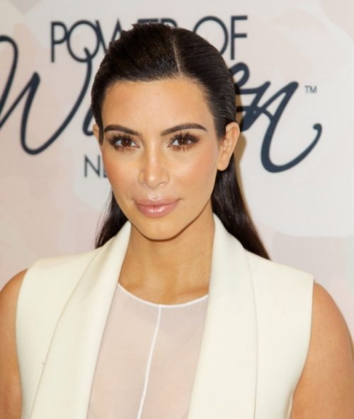 Kim Kardashian Selfie-Obsession Rubbing off on Baby North?