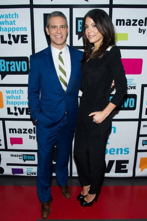 Bethenny Frankel Turns The Tables On Andy Cohen On Watch What Happens Live