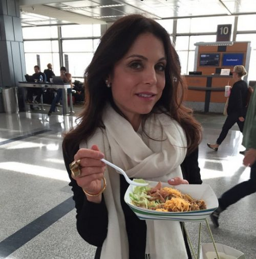 Bethenny Frankel Supports Sonja&#82