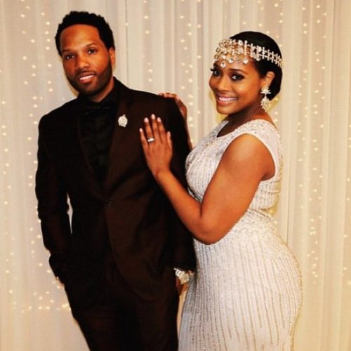 Mendeecees Harris And Yandy Smith's Love & Hip Hop Wedding – Photos