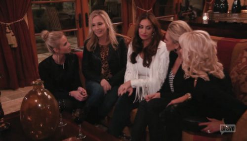 Real Housewives Of Orange County Recap: CHAR-RIT-TEEEEE!