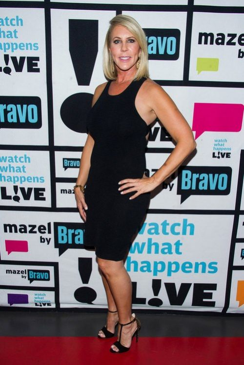 Vicki Gunvalson Explains Why Newbies Have The Advantage Over Her On RHOC