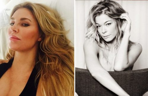 Neither Brandi Glanville Nor LeAnn Rimes Can Keep Their Comments To Themselves On Twitter!