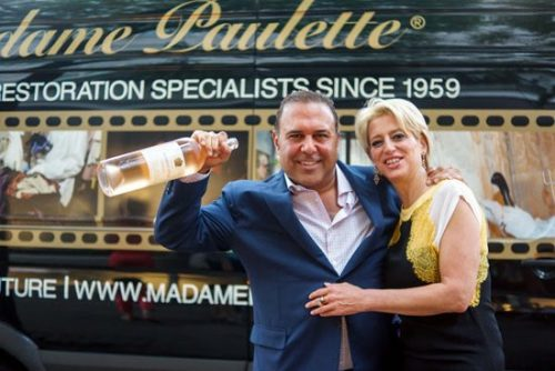 Photos – Dorinda Medley's Boyfriend John Mahdessian Launches A Mobile Unit For Fashion Emergencies!
