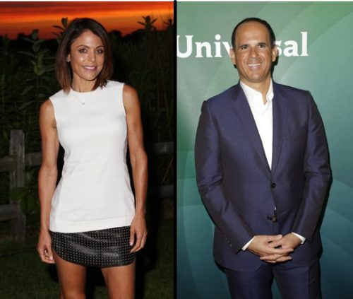 Is Bethenny Frankel Dating CNBC Anchor Marcus Lemonis?