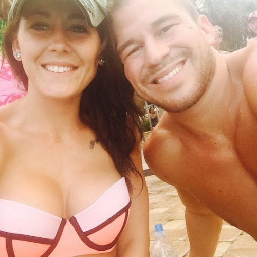 Jenelle Evans And Nathan Griffith: