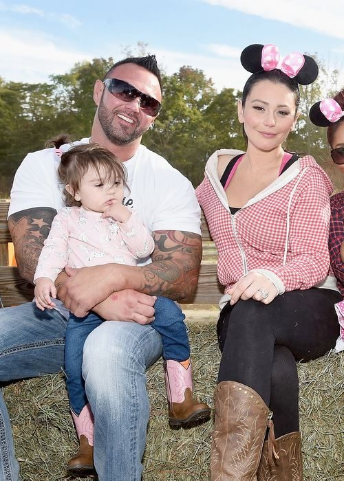 Jenni Farley And Roger Mathews Married — And Expecting Baby No. 2! JWoww Is Pregnant!