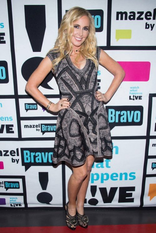 Shannon Beador Is Not Buying What Vicki Gunvalson Is Trying To Sell On WWHL