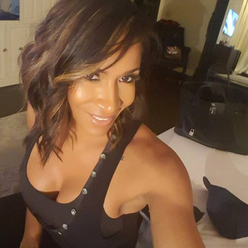 Sheree Whitfield Admits First Tho