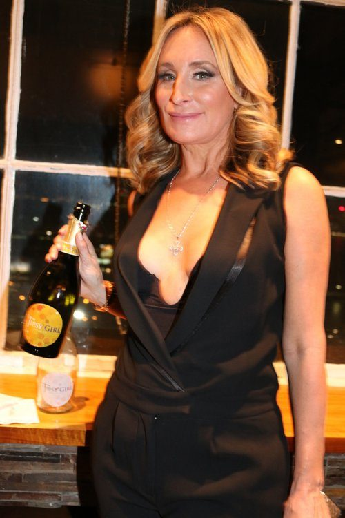 Sonja Morgan Launches 'Tipsy Girl' Liquor – Does It Sound Too Similar To Bethenny Frankel's 'Skinnygirl'