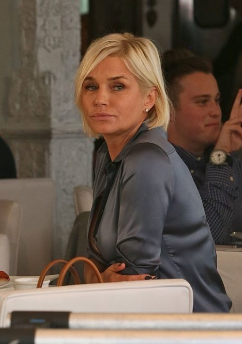 "Eileen Davidson Defends Yolanda Foster: She Is ""Not Faking"" Lyme Disease!"