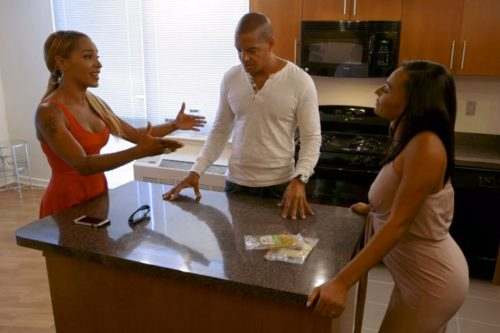 Shocking!  Love & Hip Hop's Season 6, Episode 2, Pregnancy Announcement