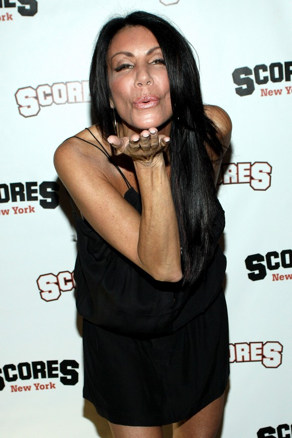 Danielle Staub Is the Latest Former Reality Star To Announce A Tell-Book