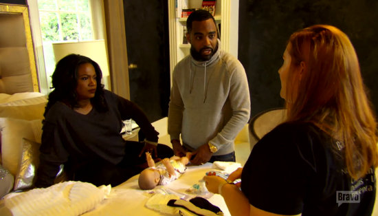 Kandi & Todd get parenting advice